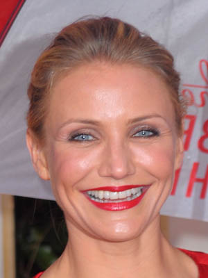 cameron diaz smile. smile off of Cameron#39;s