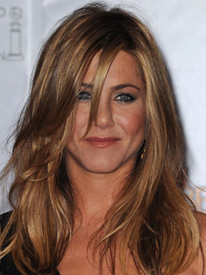 jennifer aniston hair color 2011