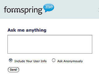Ask Jay: Send me your questions anonymously?