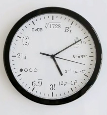 f56fd9db96ac15d7 geek clock  Are you Really a Geek: Try The Geek Clock