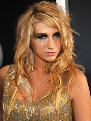 -Why does Kesha always look drunk…..probably cuz she is? Just a thought.