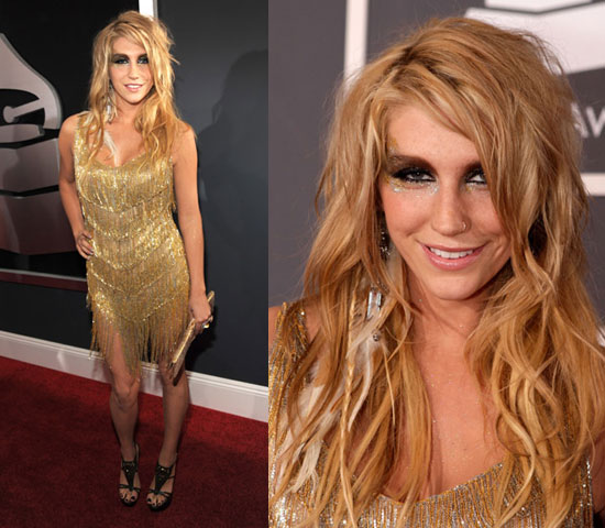 kesha on drugs. Ke$ha at 2010 Grammy Awards
