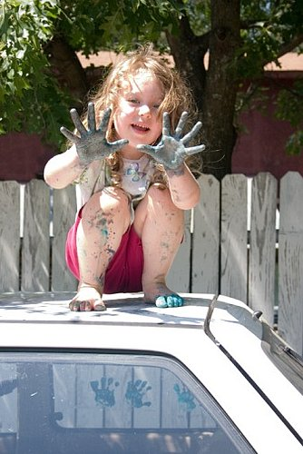 Clean up the quot carbage quot because it can drive a mom crazy popsugar
