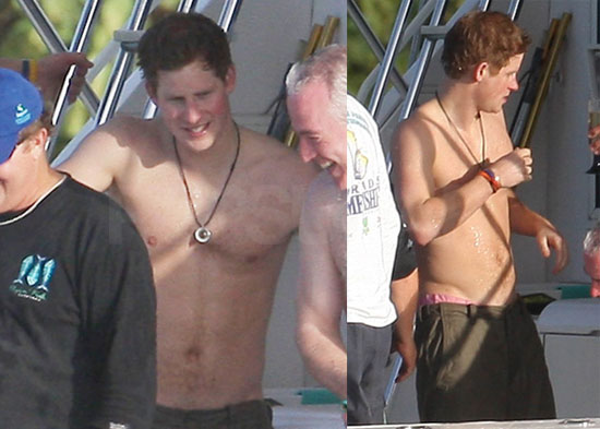 prince harry underwear. Shirtless Prince Harry — Sexy