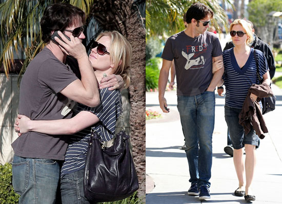 photos of kissing anna paquin and stephen moyer in la