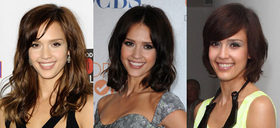 jessica alba short hair 2011. jessica alba short hair 2011. Among the revelers was Jessica