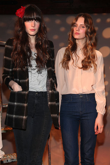 First Look: Alexa Chung's Madewell Collection :  stylish design collection denim