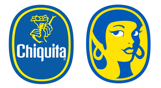 Is the new logo a-peeling? Source. New Chiquita Banana