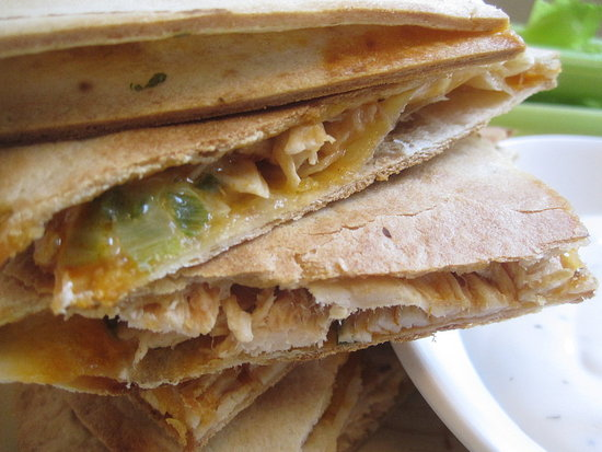 Chicken quesadillas recipes