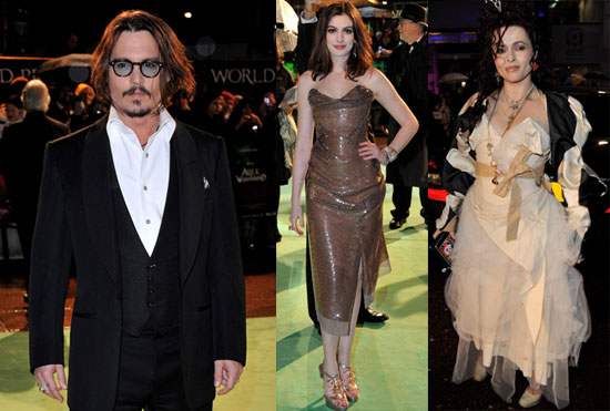 helena bonham carter and johnny depp. Pretty soon, however, Johnny