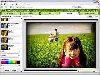 Picnik Photo Editor Online