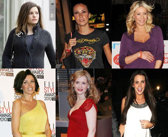 Pregnant Celebrities