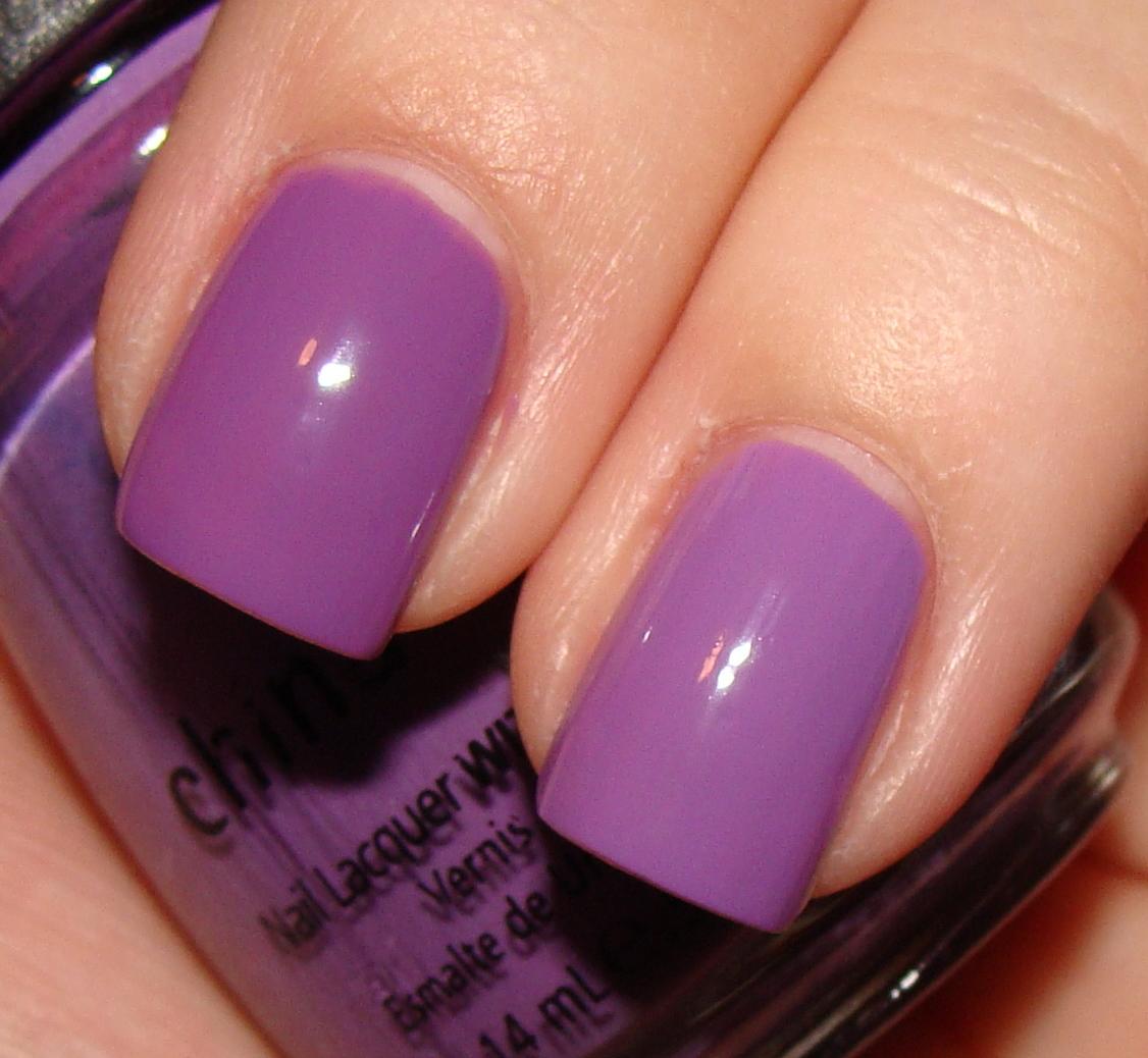 Light Purple Nail Polish Opi Purple purple nail polish