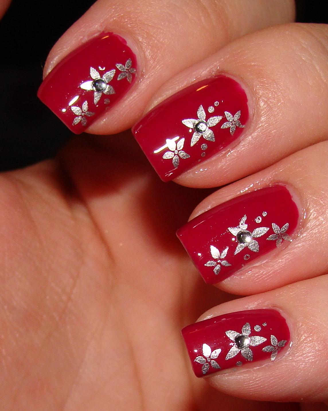 Nail Designs Jewels | Nail Art Designs