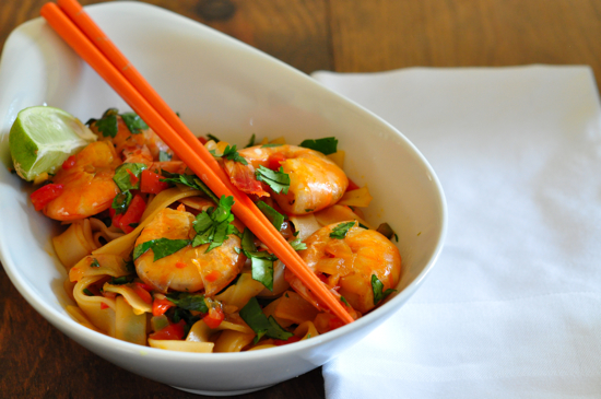 ... stir fried rice noodles with hsia men rice noodles stir fried rice