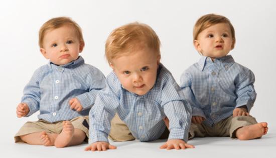 Multiple pregnancies on clomid