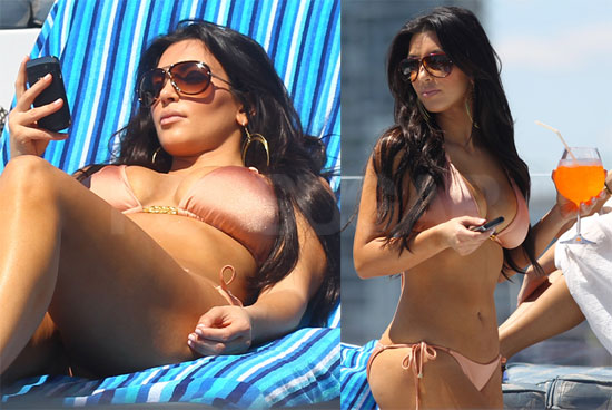 More photos of Kim and