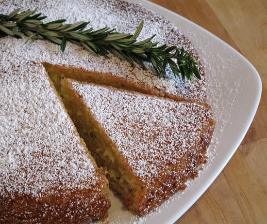 Rosemary Olive Oil Cake Recipe | POPSUGAR Food
