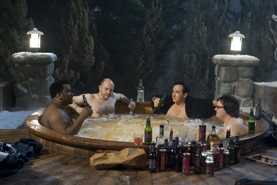 Review of Hot Tub Time Machine Starring John Cusack, Rob Corddry ...
