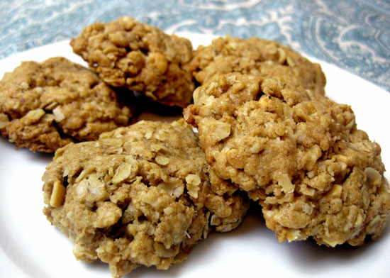 Oatmeal Peanut Butter Coconut Cookies | POPSUGAR Fitness