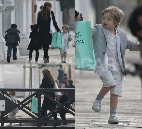 Shiloh Jolie-Pitt Gender Issues