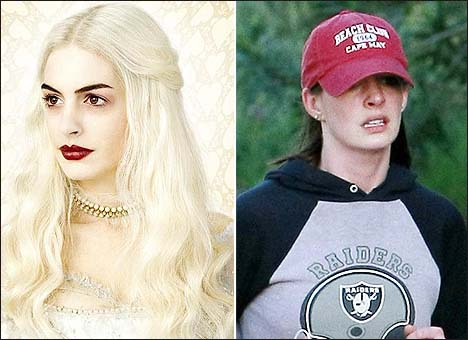 A whole bunch of celebs without makeup · Dita Von Teese without makeup