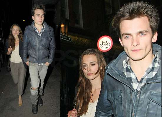 keira knightley rupert friend split. Keira has been cast in The