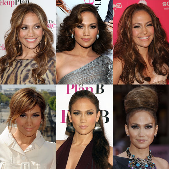 jennifer lopez hairstyles in the back up plan. tour for The Back-up Plan.