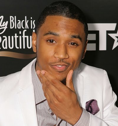 trey songz shirtless photos. Trey Songz Girlfriend Angel