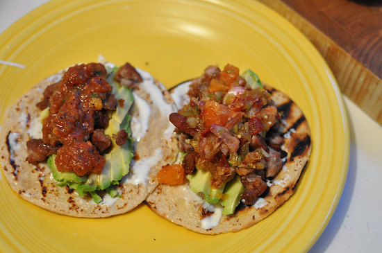 Pork taco recipes
