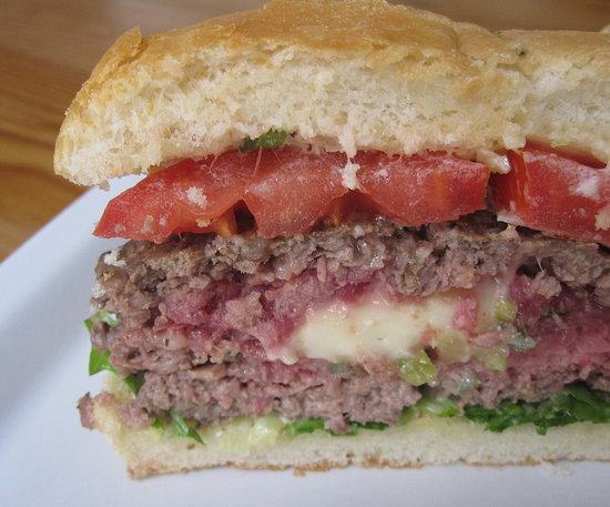 Beef burger recipes