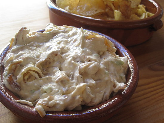 Caramelized Vidalia Onion Dip Recipe | POPSUGAR Food
