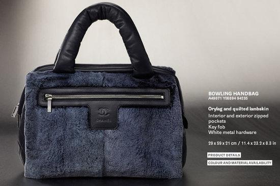 Rusovlaska.  Коллекция сумок Chanel осень-зима 2010-2011.