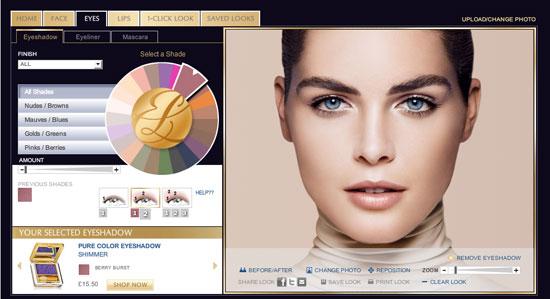 online make up