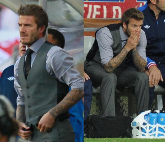David Beckham World Cup 2010 The World Cup 2010-06-23