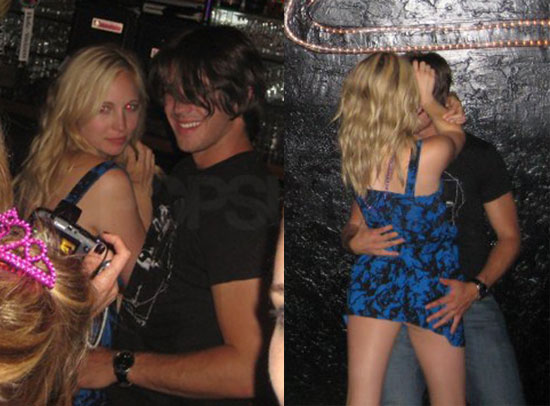 Pictures of Vampire Diaries Stars Candice Accola and Steven McQueen ...