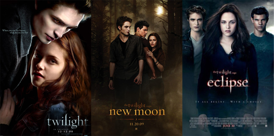 twilight new moon or eclipse which movie is the best of