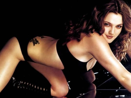 Interesting phrase drew barrymore sexy