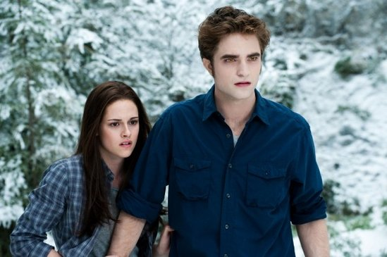 Edward Cullen Robert pattinson bella swan twilight eclipse official still screenshot wallpaper desktop