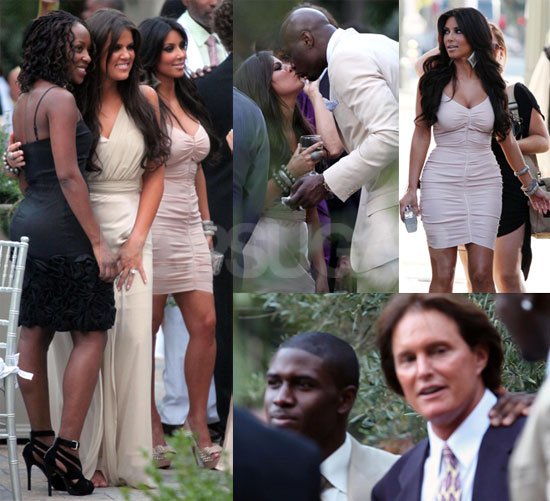 Why Didn't Reggie Bush Take Amber Rose To The Wedding?
