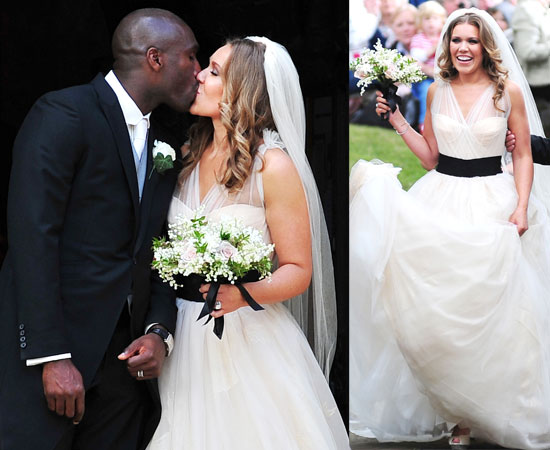 Sol Campbell with beautiful, Wife Fiona Barratt