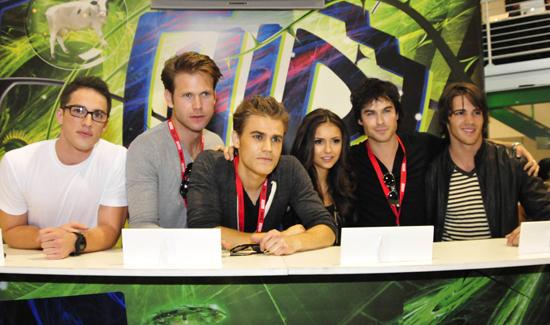 vampire diaries cast pics. The Vampire Diaries Cast