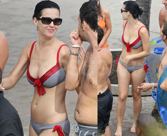 Katy Perry Shows Off Her Hot Bahamas Bikini Body