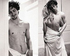 picsshirtless aaron johnson