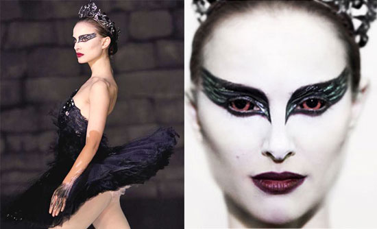 New Natalie Portman Pictures From Black Swan : POPSUGAR Beauty