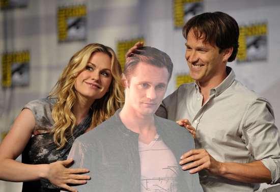 true blood cast pictures. The True Blood Cast Takes a