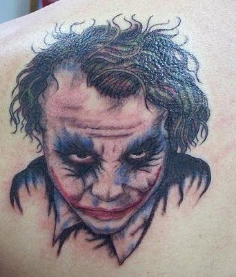 Joker Tattoo Picture
