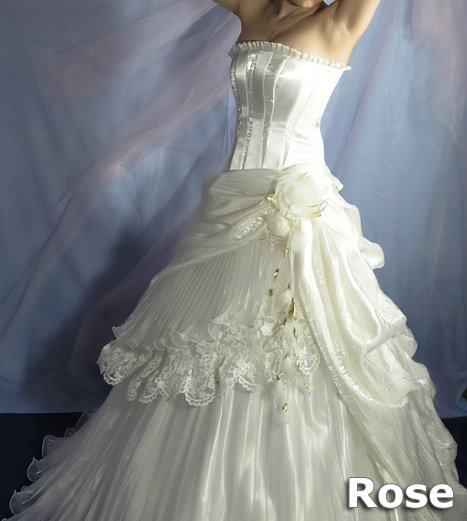 strapless wedding dresses 2009. Wedding Dresses 2009 with