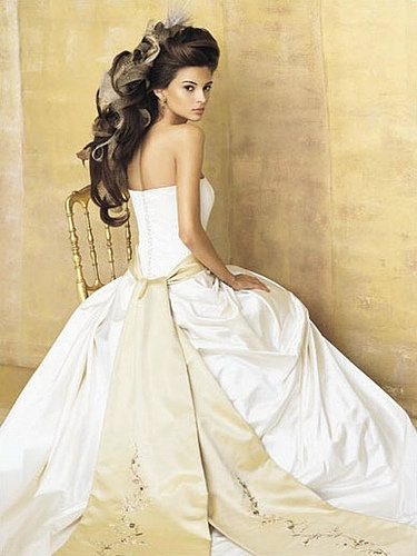 Modern Pic Bridal Updo Hairstyles