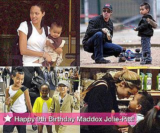 Happy 9th Birthday to Maddox Jolie-Pitt!